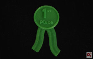 1st Place Ribbon