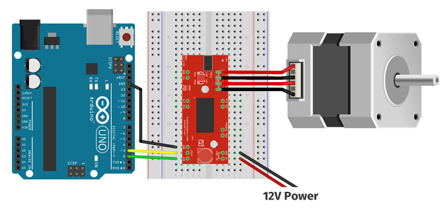 Arduino Advice would be great!- Arduino L297